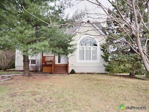 285 000$ - Maison à paliers multiples à vendre à Bromont