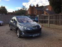 PEUGEOT 308 1.6 HDI 110 SE, FULLY SERVICE, DRIVES VERY WELL, FIRST TO SEE WILL BUY IT