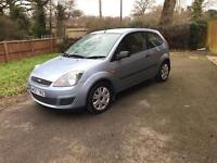 07/07 Ford Fiesta 1.25 Style Climate 3dr