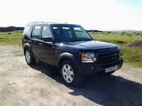2006 landover discovery 3 hse 2.7tdv6 auto fully loaded