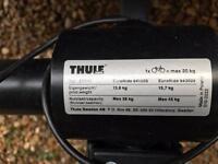 Nearly new Thule Euroride 941 two bike bike rack