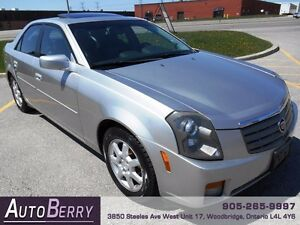 2005 Cadillac CTS *** Certified and E-Tested *** $5,299