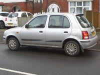 Nissan Micra (MOT Failure)