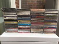 90 Mixed cds , Coldplay , foo fighters , madness etc