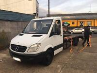 2006/56 MERCEDES SPRINTER LWB RECOVERY 6 SPEED MANUAL