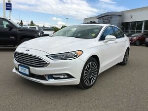 2017 Ford Fusion S AWD *Nav* *Wifi* *Backup Cam* *Heat Leather*