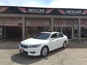2013 Honda Accord EX-L AUT0 LEATHER SUNROOF 111K