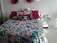 large double room with en suite to rent in a house