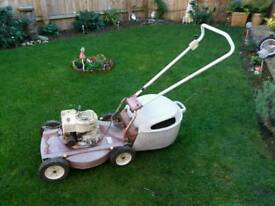 Mountfield mower
