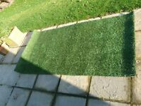 ARTIFICIAL GRASS. (6 Rolls Available)