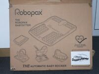 ROBOPAX BABY AUTOMATIC ROCKER