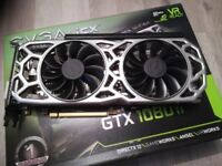 Mint condition - EVGA GTX 1080 ti SC2