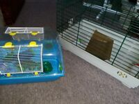 Small/medium hamster or? Cage