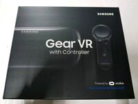 Samsung Gear VR witb controller
