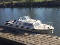 Norman 20 Cabin Cruiser boat