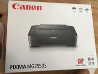 New canon printer