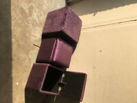 Purple Storage Boxes