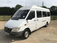 Used Mercedes sprinter minibus for Sale | Vans for Sale | Gumtree