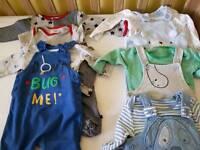 Baby boys clothes bundle. 3-6 months