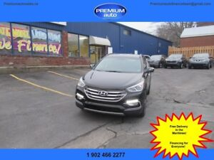 2018 Hyundai Santa Fe Sport 2.4 $185 B/W