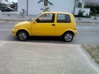 Fiat Cinquecento 1993-97 . Wanted for spares. Any condition. Can collect. Urgent