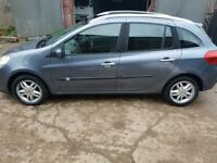 2008 (58) clio 1.2 tce spares or repair