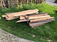 Firewood, wood for burner. Free to collection.