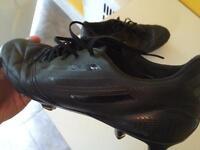 Adidas f50 leather all black