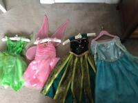 Disney store dresses