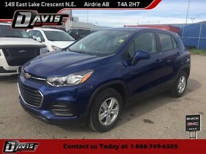2017 Chevrolet Trax LS BLUETOOTH, ALL WHEEL DRIVE, REAR VISIO...