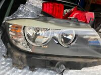 2010 BMW E91 LCI HEADLIGHT BOTH SIDE AVAILABLE BOTH SIDE £150