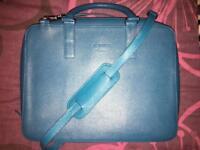 Leather Laptop Briefcase/Bag