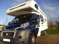 Motorhome Hire Inverness 6 berth Swift Escape
