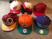 Various SnapBack caps for sale