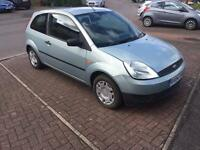 Ford Fiesta 2004 1.25 long mot