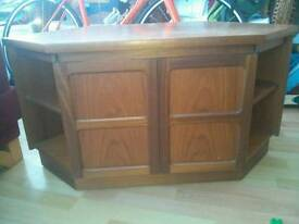 Wood Tv cabinet.