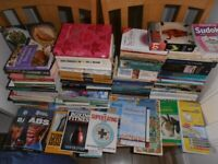 Two bags. Random joblot of books with assortment of titles and aurthors