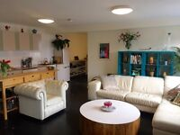 TWO LARGE DOUBLE ROOMS IN PRETTY CLAPTON WAREHOUSE
