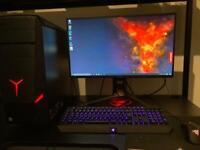 Lenovo Gaming PC and Setup for sale!!