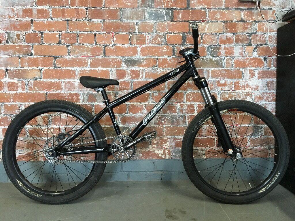 Flow Drift Dirt Jump Bike steel frame - Medium | in Cardiff City ...