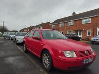 Volkswagen Bora for spares or repairs