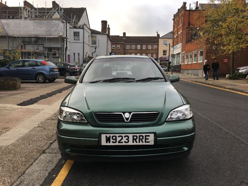 Vauxhall Astra, Engine Gear Box Is Perfect, Well Maintained