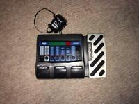 DigiTech guitar affects pad
