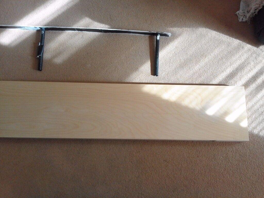 Ikea LACK Wall Shelf 190cm