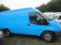 2010 Ford Transit PSV to 17/12/17
