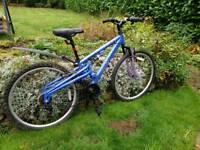 """Womens / Girls 14"""" frame, 26"""" wheels mountain bike Apollo Endeavour"""