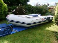 Inflatable boat SIB Honwave 3.2