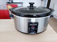 Morphy Richards slow cooker - 3.5L