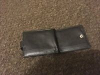 Black men's wallet
