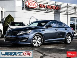 2015 Kia Optima LX-  BLUETOOTH, HEATED SEATS & SATELLITE RADIO